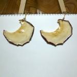 イヤリング<ペア>(リンゴ) 1,800円