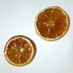 ブローチ(オレンジ) 1,600円